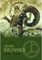 Okładka książki Ślepe stado John Brunner