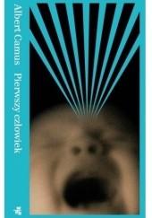 Okładka książki Pierwszy człowiek Albert Camus