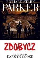 Okładka książki Parker #3:  Zdobycz Darwyn Cooke