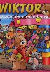 Okładka książki Wiktor w wesołym miasteczku Jan Ivens