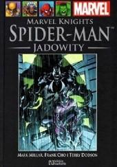 Okładka książki Marvel Knights Spider-Man: Jadowity. Część 2 Terry Dodson,Mark Millar,Frank Cho