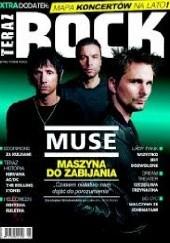 Okładka książki Teraz Rock nr 6 (148)/2015 Redakcja magazynu Teraz Rock