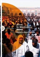 Okładka książki Umma. Reporter na Bliskim Wschodzie Alfred de Montesquiou