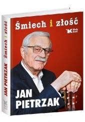 Okładka książki Śmiech i złość Jan Pietrzak