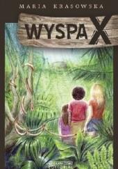 Okładka książki Wyspa X Maria Krasowska