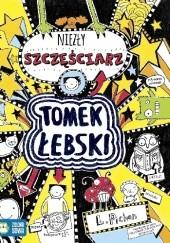 Okładka książki Tomek Łebski - niezły szczęściarz Liz Pichon