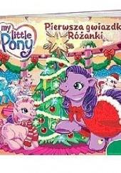 Okładka książki Pierwsza gwiazdka Różanki Ann Marie Capalija