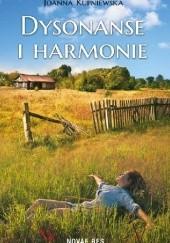 Okładka książki Dysonanse i harmonie Joanna Kupniewska