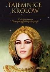 Okładka książki Tajemnice królów Victoria Gische