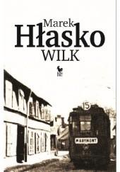 Okładka książki Wilk Marek Hłasko