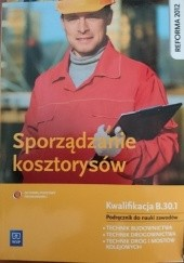Okładka książki Sporządzanie kosztorysów Tadeusz Maj