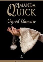 Okładka książki Ogród kłamstw Amanda Quick