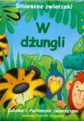 Okładka książki W dżungli Andrew Everitt-Stewart