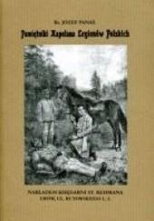 Okładka książki Paiętnik kapelana Legionów Polskich Józef Panaś