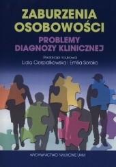 Okładka książki Zaburzenia osobowości. Problemy diagnozy klinicznej praca zbiorowa
