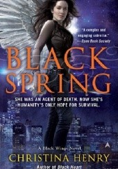 Okładka książki Black Spring Christina Henry