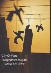 Okładka książki Pożegnanie krawędzi Guy Goffette