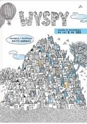 Okładka książki Wyspy Anita Graboś