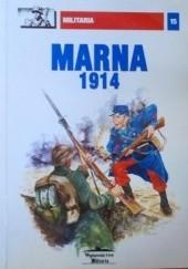 Okładka książki Marna 1914 Jacek Solarz