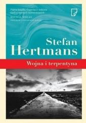 Okładka książki Wojna i terpentyna Stefan Hertmans