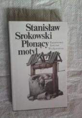Okładka książki Płonący motyl Stanisław Srokowski