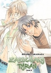 Okładka książki Zakochany Tyran 9 Hinako Takanaga