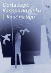 Okładka książki Kanapa na rynku Dorta Jagić