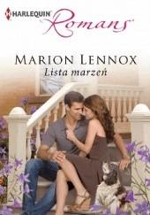 Okładka książki Lista marzeń Marion Lennox