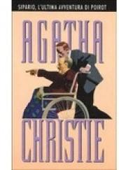 Okładka książki Sipario, L'ultima avventura di Poirot