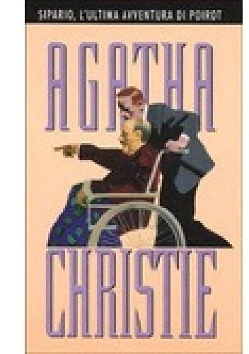 Okładka książki Sipario, L'ultima avventura di Poirot Agatha Christie