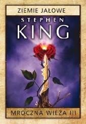 Okładka książki Ziemie Jałowe Stephen King