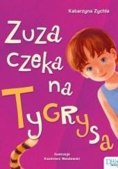 Okładka książki Zuza czeka na Tygrysa Katarzyna Zychla