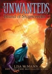 Okładka książki Island of Shipwrecks Lisa McMann