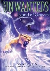 Okładka książki Island of Graves Lisa McMann