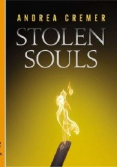 Okładka książki Stolen Souls Andrea Cremer