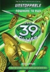 Okładka książki Nowhere To Run Jude Watson