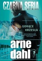 Okładka książki Gorące krzesła Arne Dahl