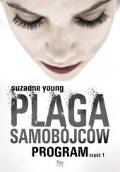 Okładka książki Plaga samobójców Suzanne Young
