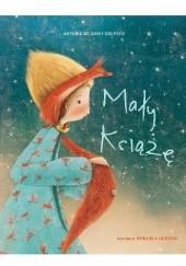 Okładka książki Mały Książę Manuela Adreani,Valeria Manferto De Fabianis