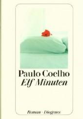 Okładka książki Elf Minuten Paulo Coelho