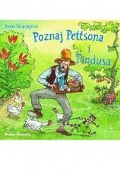 Okładka książki Poznaj Pettsona i Findusa Sven Nordqvist