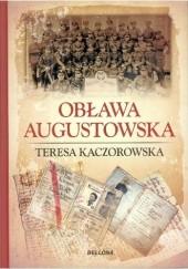 Okładka książki Obława augustowska Teresa Kaczorowska
