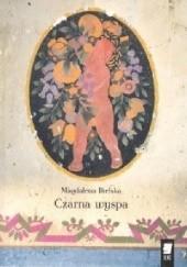 Okładka książki Czarna wyspa Magdalena Bielska