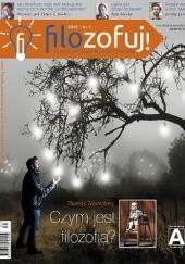 Okładka książki Filozofuj! 2015 nr 1 Redakcja Filozofuj!