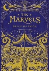 Okładka książki The Marvels Brian Selznick