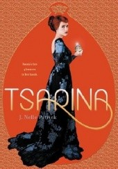 Okładka książki Tsarina Jackson Pearce