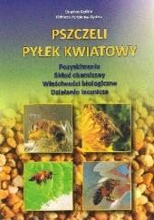 Okładka książki Pszczeli pyłek kwiatowy Elżbieta Hołderna-Kędzia,Bogdan Kędzia