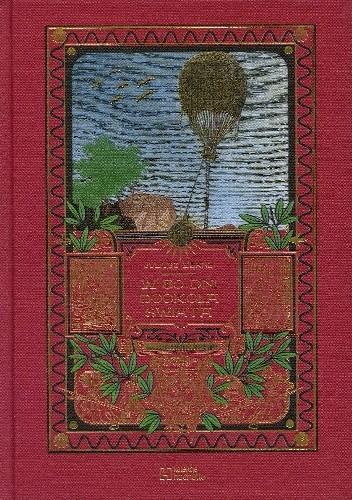 Okładka książki W 80 dni dookoła świata Juliusz Verne