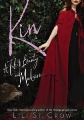 Okładka książki Kin Lili St. Crow