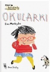 Okładka książki Okularki Ewa Madeyska,Kasia Matyjaszek